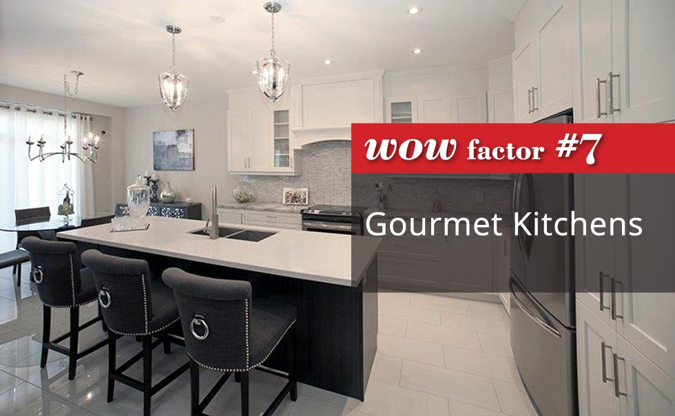 Gourmet Kitchens